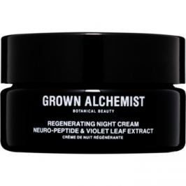 Grown Alchemist Activate regenerujący krem na noc  40 ml