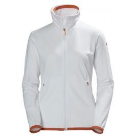 Helly Hansen W NAIAD FLEECE JACKET - WHITE - XS