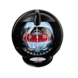Plastimo Compass Contest 101 BLACK-RED 10-25° tilted bulkhead