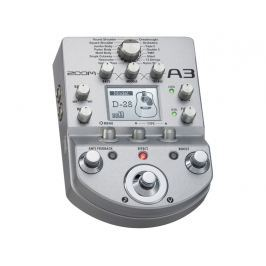Zoom A3 Acoustic effects pedal (B-Stock) #909769