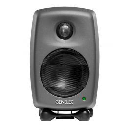 Genelec 8010A Bi-Amplified Monitor System Anthracite (B-Stock) #909357